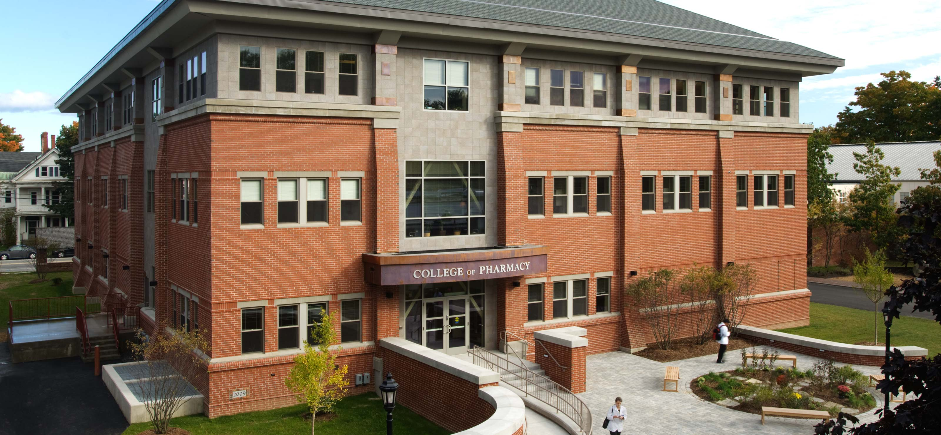 University of New England College of Pharmacy