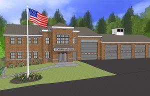 Cumberland Fire Station Thumbnail