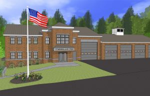 Cumberland Fire Station Thumbnail