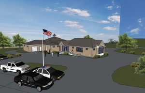 Kennebunkport Police Station Thumbnail