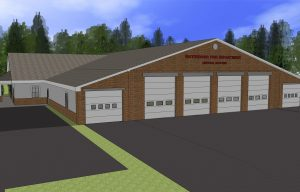Waterboro Fire Station Thumbnail