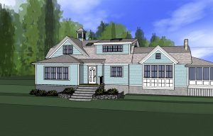 Small Point Residence Renovation Thumbnail